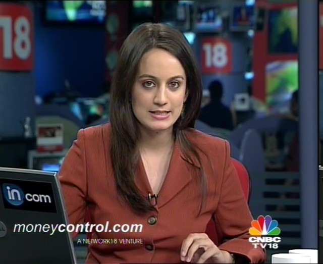 Spicy Newsreaders: Sonia Shenoys hot and sexy pics