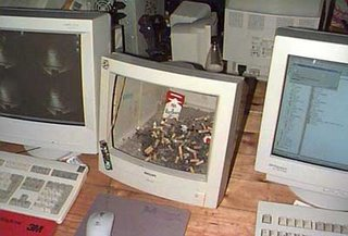 Creative & Funny Uses Of Old Computers