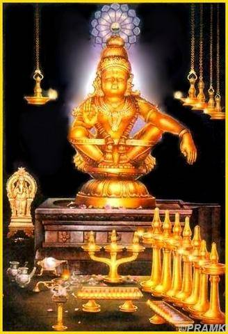 visit an Ayyappa temple in