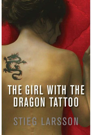 What red read october 2010 for The girl with the dragon tattoo story