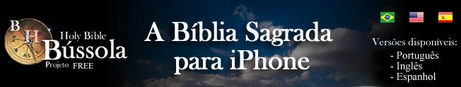 BHB - Bíblia para iPhone e iPod Touch em Português, Inglês e Espanhol - Holy Bible iPhone