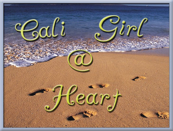 Cali Girl @ Heart