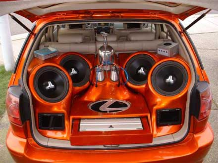 Car Audio Systems Mericar