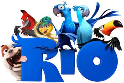 Rio O Filme - 3D