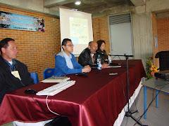 FORO DE CIENCIAS SOCIALES EN EL COL. CHUNIZA