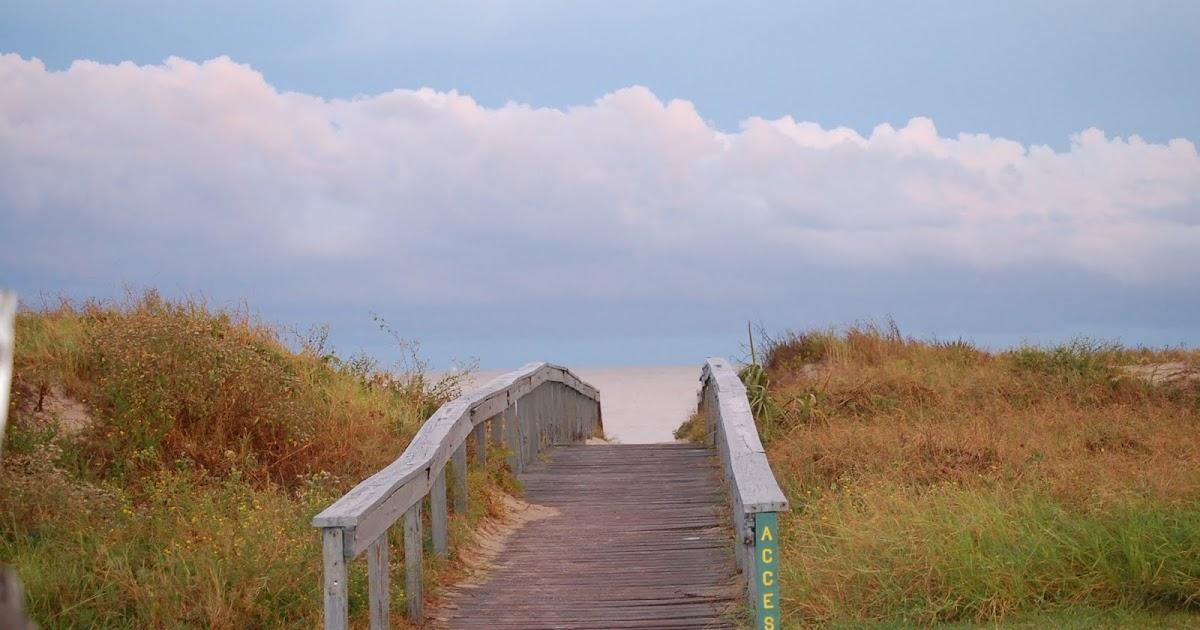 Jekyll Island Dog Beach