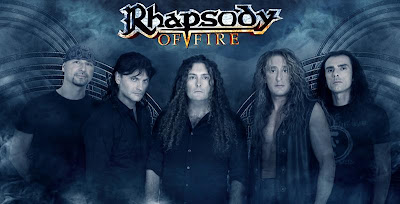The Frozen Tears of Angels Rhapsody of Fire