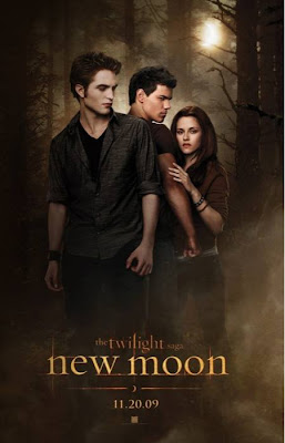 new moon trailer new moon poster