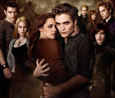 Saga Twilight - Twilight New Moon TV Spots