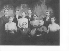 Leslie Combs Bell and Mosby Reynolds Bell Family 1895