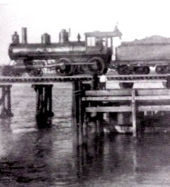 Train Comes to Town 1906