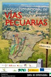 II CONGRESO NACIONAL DE VIAS PECUARIAS