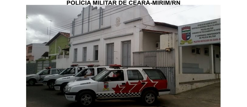 Companhia de Polícia Militar de Ceará-Mirim