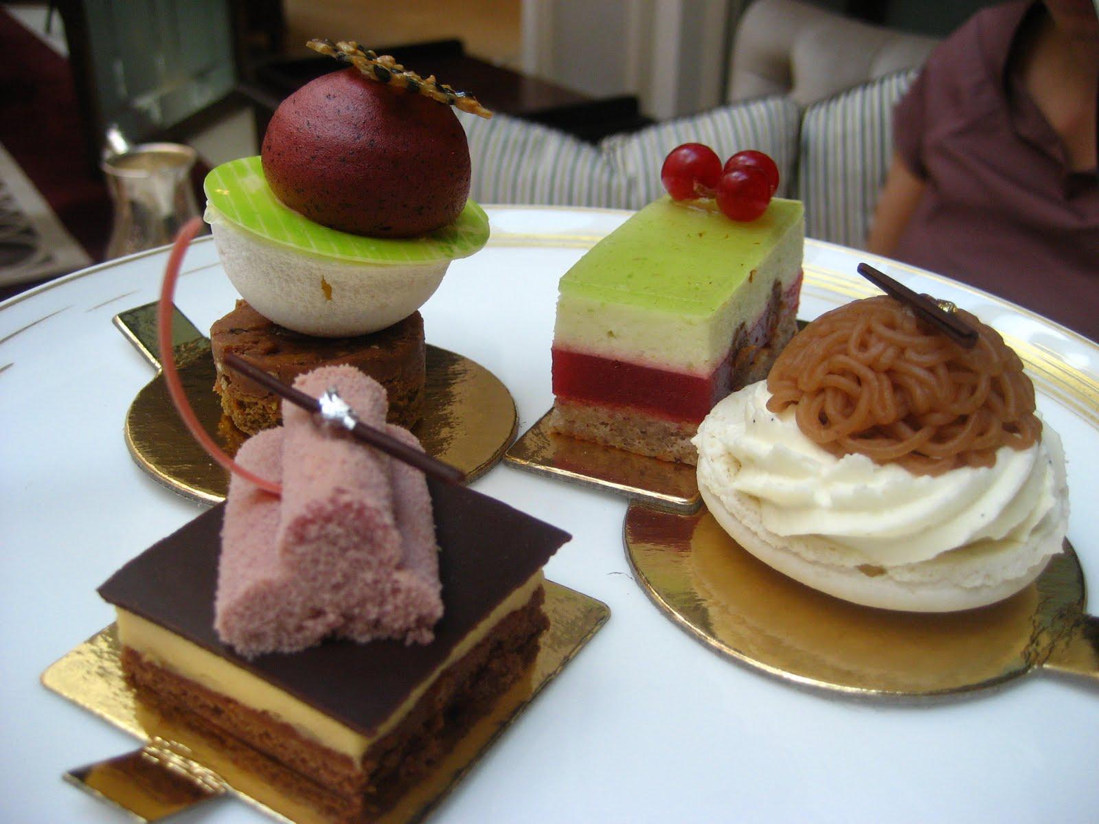 Lanesborough Hotel London Afternoon Tea