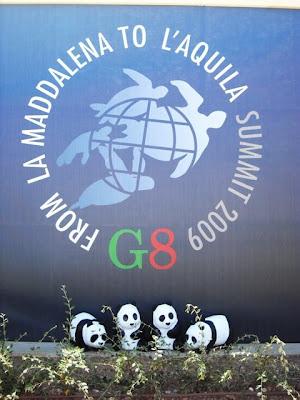 """WWF: """"IL G8 AL RESTO DEL MONDO: VORREI CHE TU FOSSI QUI!"""""""