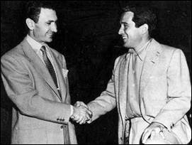 USA. Perry Como, il crooner di origine teatina che insidiò Sinastra. Riceviamo e volentieri pubblichiamo l'intervento del collega Lino Manocchia.