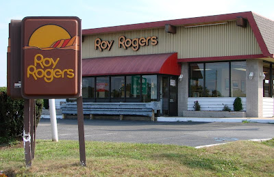 Roy Rogers Himself May Be Dead And I Think His Burgers En Roast Beef Chain Seems To Following Down That Road In Fact Was Ready Accept