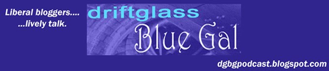 Driftglass Blue Gal Podcast