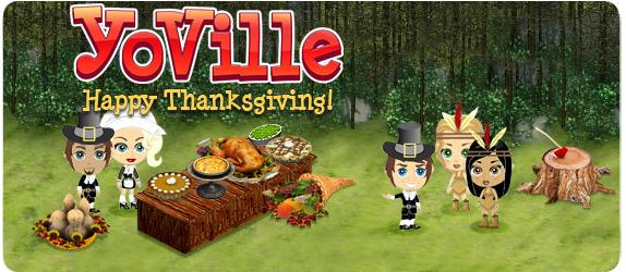 2aglnbr Prepare For YoVille Thanksgiving 2012: Official Furniture Design Contest