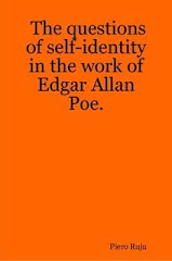 The questions of self-identity in the work of Edgar Allan Poe