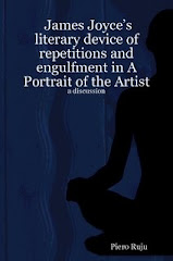 J. Joyce's literary device of repetitions and engulfment in A Portrait of the Artist: a discussion