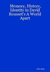 Memory, History, Identity in David Rousset's A World Apart