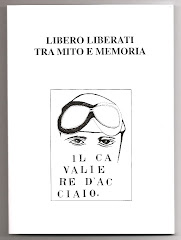 illustrated book on Libero Liberati: Il Cavaliere d'Acciaio -The Steel Knight