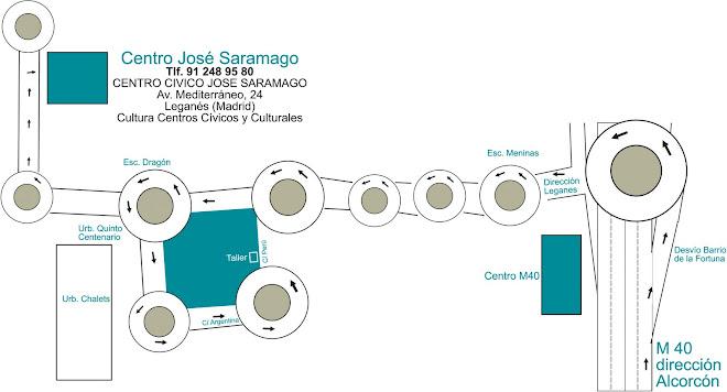 SALA DE EXPOSICIONES JOSE SARAMAGO