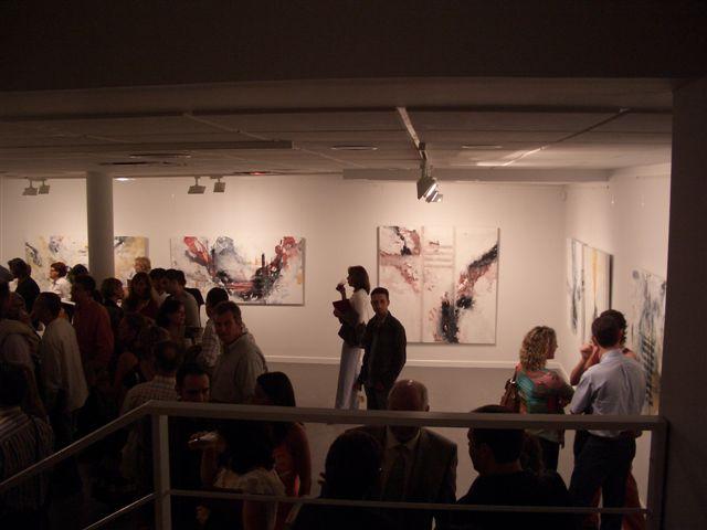 Panoramica de la exposición