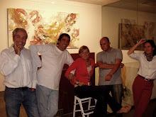 Javier,Oscar,Paula,Juan Pablo y Cristina