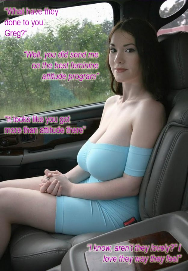 Feminization Captions http://captioned-images.blogspot.com/2010/09