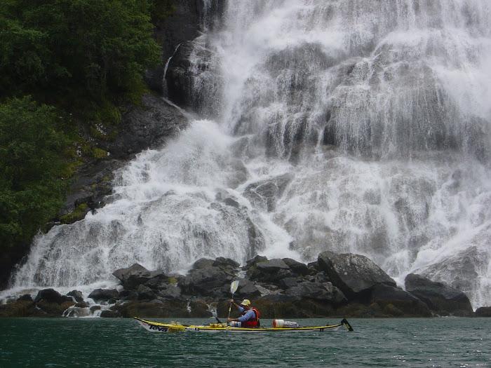 Kayaking Geirangerfjord (Norway)