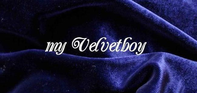 Velvet Boy