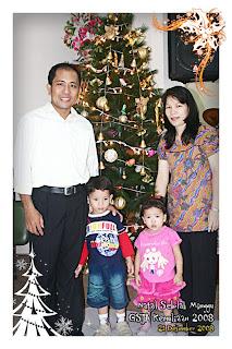 GSJA, Gereja Sidang Jemaat Allah, Keluarga, Kristen