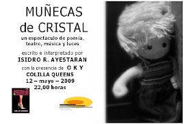 MUÑECAS DE CRISTAL