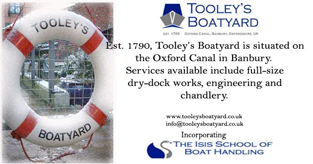 Tooley's Boatyard, Banbury