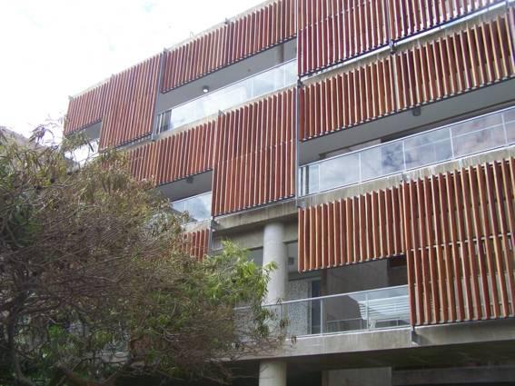 Paideia universitaria nueva sede de la universidad for Parasoles arquitectura