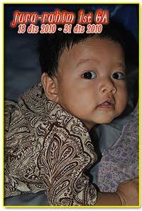 Jura-Rahim 1st GA - Baby Cute