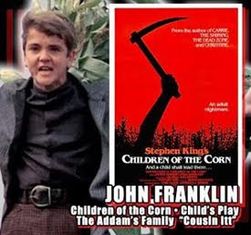 John Franklin at HorrorHound Weekend