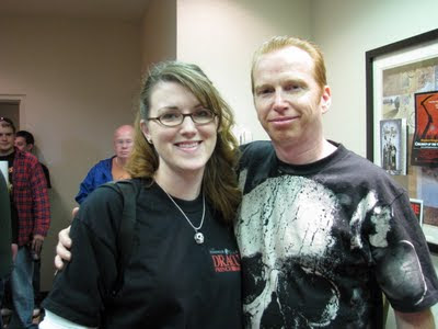 Beth with Courtney Gains