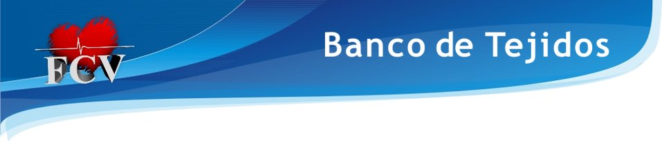 Banco de Tejidos FCV