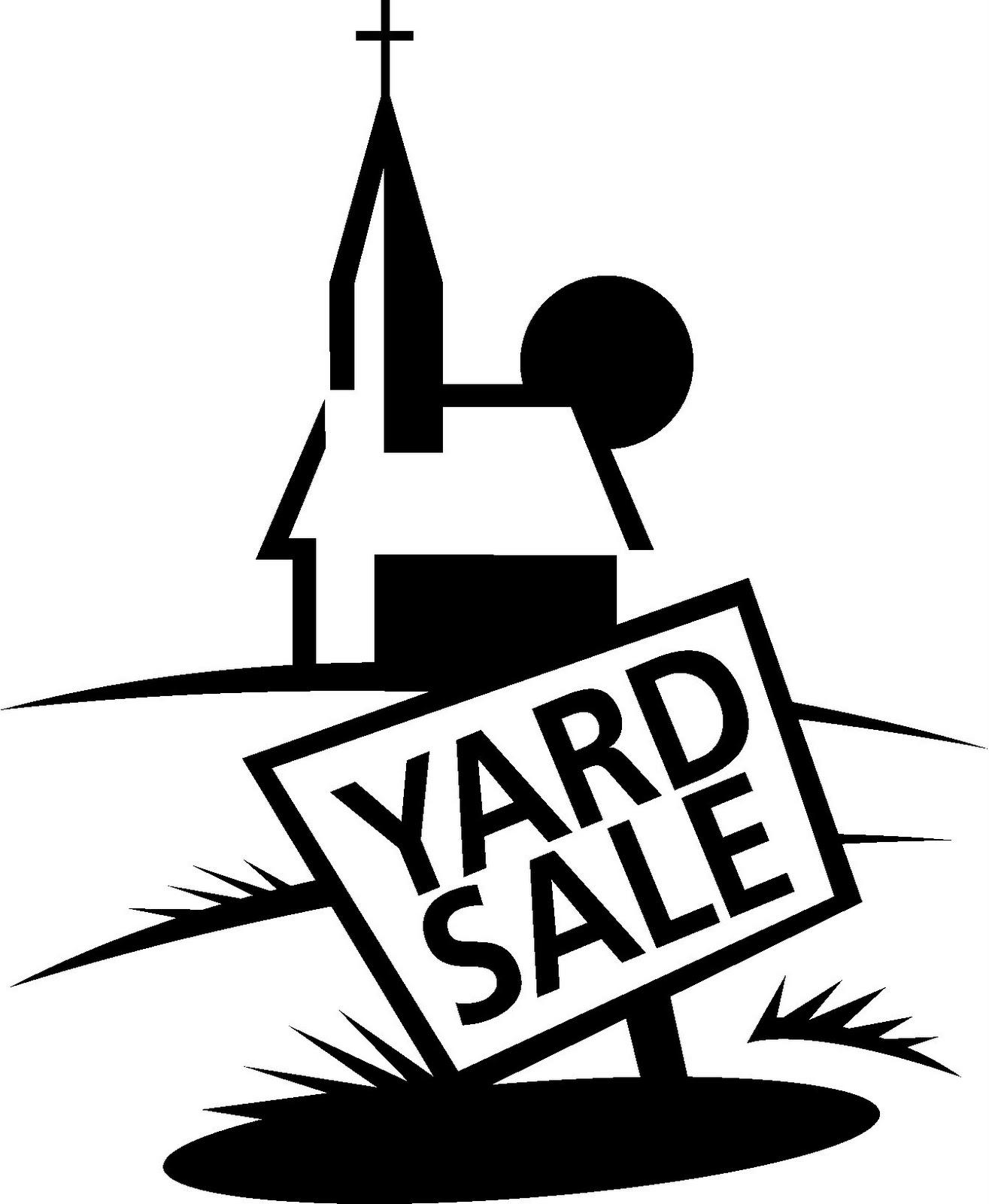 hampton news st mark s lutheran church ol  country bazaar Yard Sale Clip Art Black and White Bake Sale Graphics