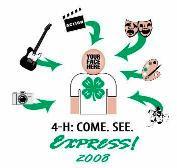 2008 NC 4-H State Theme