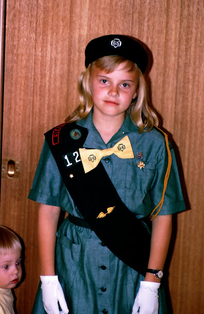 girl scouts 1965