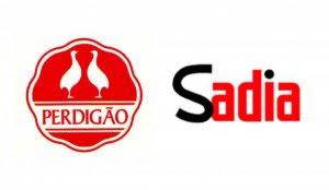 Sadia and Perdigão logos before the merge