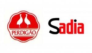 Sadia and Perdigão logos before the merge