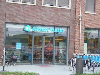 albert heijn retail belgium expansion