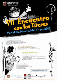 VII Encuentro con los Títeres 2010