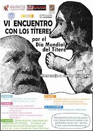 VI Encuentro con los Títeres 2009