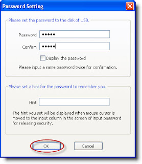 8 Cara mengunci FlashDisk Dengan Password